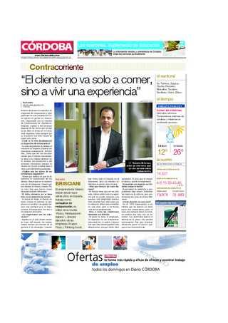 Diario Córdoba Roberto Brisciani
