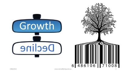 Crecimiento Declive