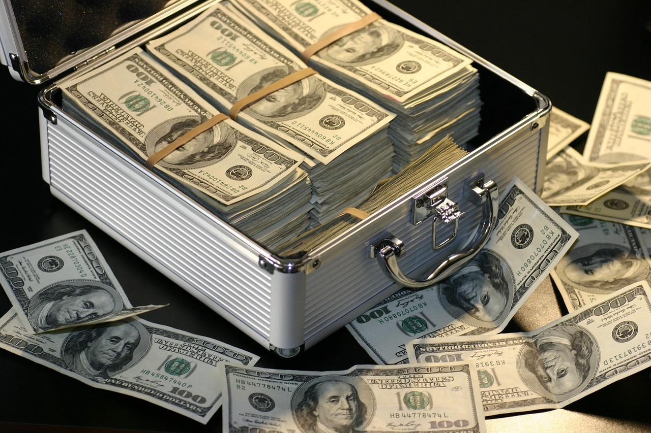 Dinero-mesa